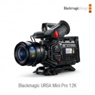 [신제품]Blackmagic URSA Mini Pro 12K